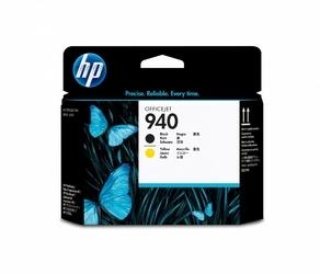 HP Głowica drukująca nr 940 Czarny i Żółty C4900A