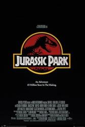 Jurassic park - plakat filmowy