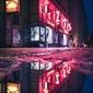 Neon - plakat premium wymiar do wyboru: 70x100 cm