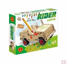 Składaki drewniaki rider cabrio 4579