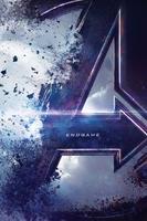 Avengers: endgame logo - plakat filmowy