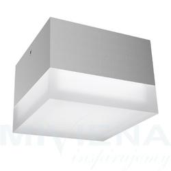 Marc sq natynkowa aluminium 230v gx53 9w ip54