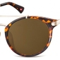 muchy okulary przeciwsłoneczne montana s18a brązowe panterka