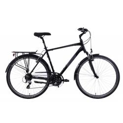 Rower trekingowy merida freeway 9200 man 2020, kolor czarny-szary, rozmiar 51cm