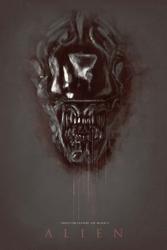 Alien obcy przymierze - plakat premium wymiar do wyboru: 21x29,7 cm