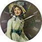 Zegar ścienny portrait of mrs. seriziat nextime 50 cm 3186