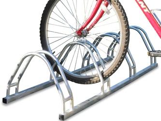 Stojak na rowery redon - 13 miejsc rowerowych ocynk redon stojak 13-miejscowy