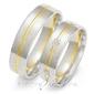 Obrączki ślubne złoty skorpion – wzór au-oe102