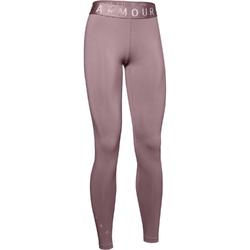 Legginsy damskie under armour favorite graphic legging - różowy