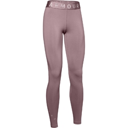 Legginsy damskie under armour favorite graphic legging - różowy
