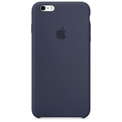 Apple iPhone 6s Silicone Case Midnight Blue  MKY22ZMA