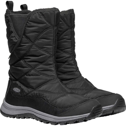 Śniegowce damskie keen terradora pull on boot wp - czarny