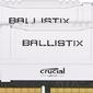 Crucial paimięć ddr4 ballistix 162666 2 8gb cl16 biała