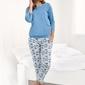 Luna 488 piżama damska