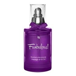 Obsessive olejek do masażu z feromonami - scented pheromone massage oil for her fun 100 ml