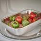 Pojemnik stalowy, kuchenny, szczelny 1,1 litra flora cuitisan ec7ss07