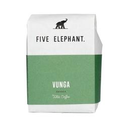 Five elephant - rwanda vunga washed