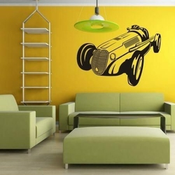 auto sportowe 817 szablon malarski