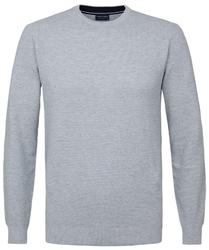 Sweter jasno szary s