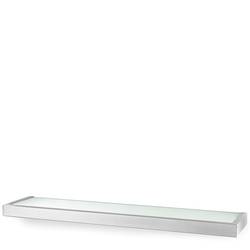 Półka łazienkowa linea zack 46,5cm 40384