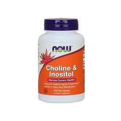 Now choline and inositol 100vcaps dobra cena