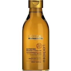 Loreal nutrifier, szampon wzmacniający i nawilżający włosy suche 250ml