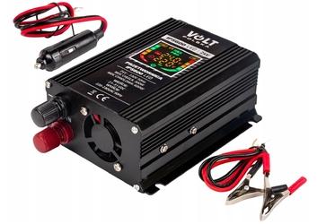 Przetwornica napięcia samochodowa ips600 led 24v230v600w volt polska