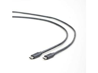 Gembird Kabel USB Type-CM- Type-CM 3.1 2m czarny