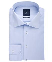 Elegancka błękitna koszula męska normal fit 43