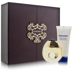 Zestaw boucheron pour femme perfumy damskie - woda toaletowa 50ml + balsam do ciała 100ml