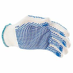 Rękawice nakrapiane dwustronnie rozm 9