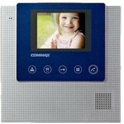 Monitor wideodomofonu commax cdv-43u blue 230v - szybka dostawa lub możliwość odbioru w 39 miastach