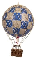 Authentic models balon dekoracyjny- floating the skies, niebieski kwadrat ap160cb