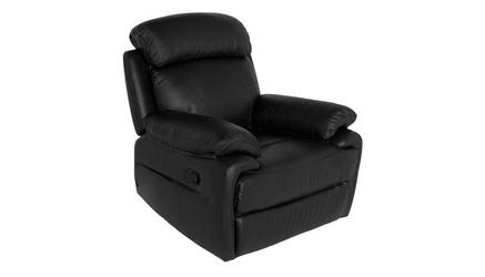 Fotel orlando z manualną funkcją relax