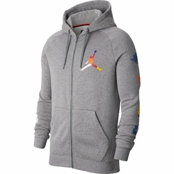 Bluza z kapturem Air Jordan Jumpman Rivals - CJ6155-091