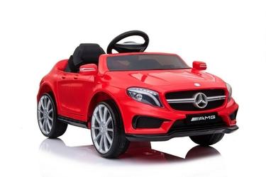 Mercedes amg gla45 czerwony samochód na akumulator + pilot