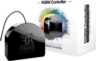 Fibaro rgbw controller  kontroler oświetlenia rgb  - szybka dostawa lub możliwość odbioru w 39 miastach