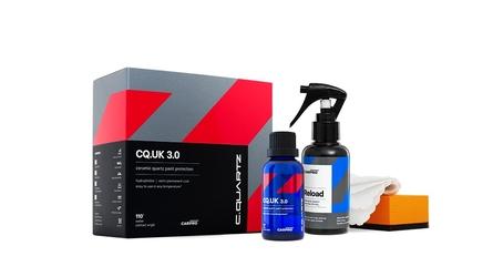 Carpro cquartz uk edition 3.0 – łatwa w aplikacji powłoka kwarcowa, zestaw 30ml + reload 100ml