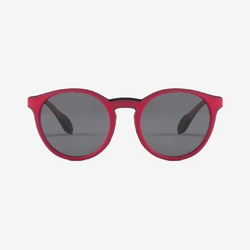 Okulary hawkers red black rubber dark bel-air sport - bel-air sport