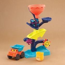 Młyn wodny - kaskada z atrakcjami, b.toys