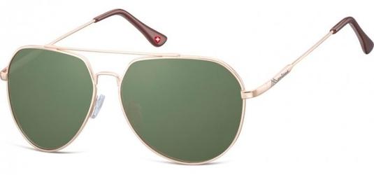 Pilotki okulary aviator montana s90e