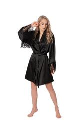 Aruelle vintage bathrobe szlafrok damski