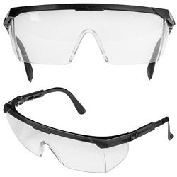Okulary ochronne bezbarwne przeciwodpryskowe