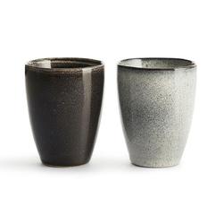 Kubki ceramiczne 2 szt. Nature Sagaform