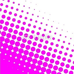 Obraz na płótnie canvas różowa fluorescencyjna róża