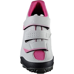 Buty shimano sh-me200  damskie szare-różowe