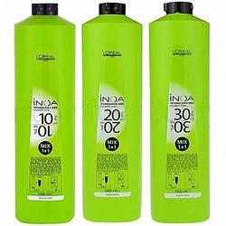Loreal inoa, oxydant do farb 1000ml 6  - 20 vol.