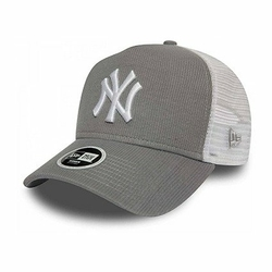Czapka New Era New York Yankees MLB Ribbed Jersey Women Trucker - 12040241