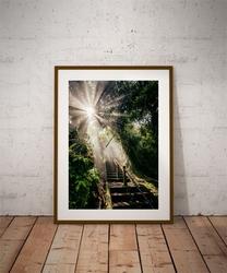 God light - plakat premium wymiar do wyboru: 40x50 cm