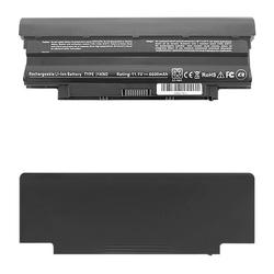 Qoltec bateria do dell n4010 14r 17r j1knd, 6600mah, 10.8-11.1v